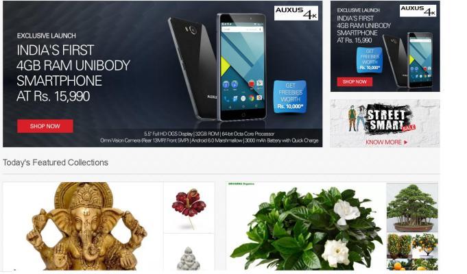 No bumper discounts this festive season: Ebay India
