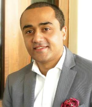 Gaurav Mahajan, President - Apparel, Raymond Group