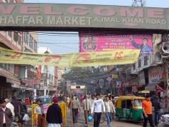 10 shops gutted in fire at Ghaffar market building
