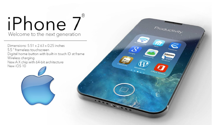 Apple unveils stunning iPhone7, will be available in India from October 7