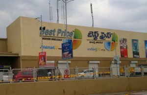 Massive fire breaks out at Walmart wholesale store in Vijaywada