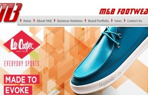 M&B Footwear to expand business in Indian; plans to raise Rs 100 cr