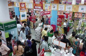 No FDI in multi-brand retail yet, says Nirmala Sitharaman
