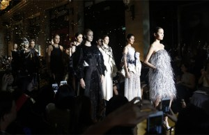 Shoppes at Parisian launch marked with Front Row runway event, fashion festivities