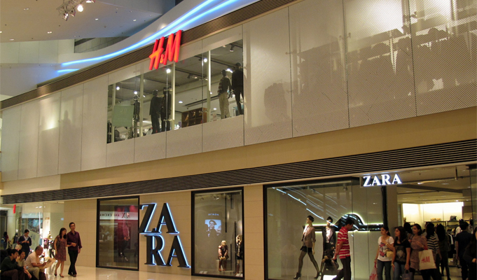 Zara, H&M open first ever stores in New Zealand