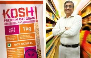 Future Consumer launches Oats brand Kosh, aims to make it as India's third grain