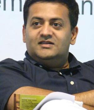 Ravi DeeCee, Managing Director, DC Books