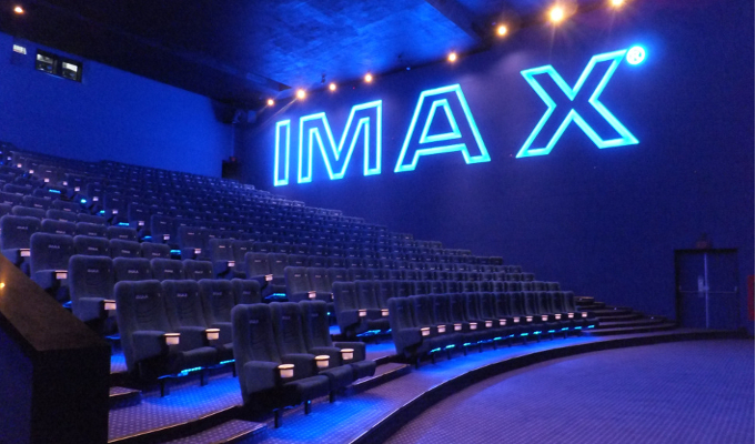 IMAX to add 5 theaters in India in the next six months