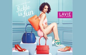 Lavie unveils latest ad campaign featuring Kangana Ranaut