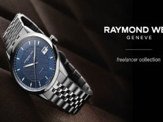 Titan's Helios partners with Swiss watchmaker Raymond Weil