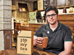 Raghav Verma, Co-founder, Chaayos