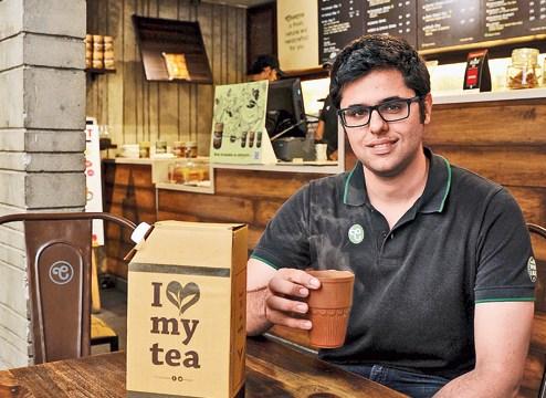 Raghav Verma, Co-founder, Chaayos