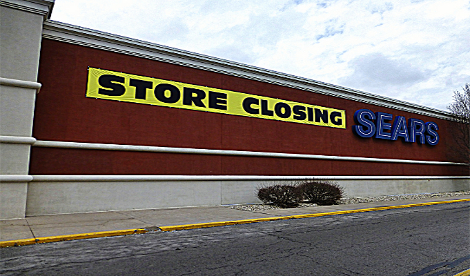 Sears, Kmart issue list for fresh round of store closures