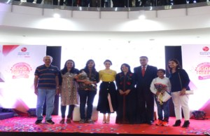 Mantri Square mall greets its 100 millionth customer
