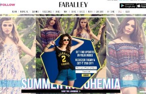 Masaba Gupta collaborates with FabAlley for new line