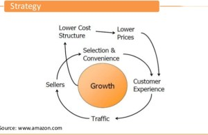 Radial Study: Is there grit in Amazon's strategic business concept, Flywheel?