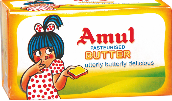 'Amul girl' to make an appearance on merchandise soon