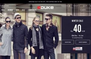 Lifestyle brand Duke launches own e-commerce portal