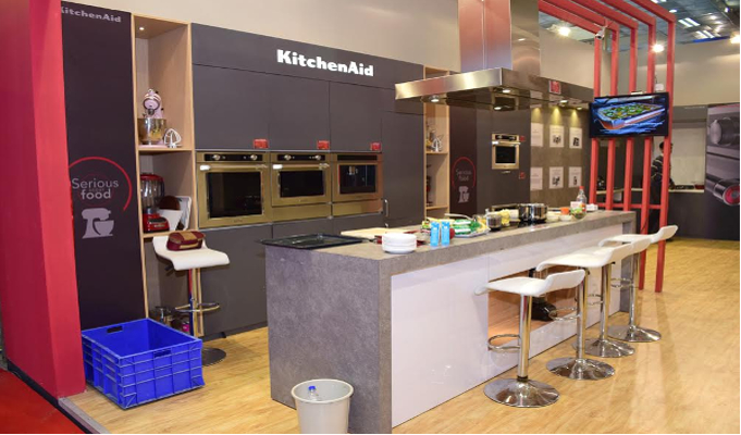 Whirlpool introduces KitchenAid's new collection of MDA products