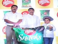 Manjilas ropes in Master Chef Kicha as brand ambassador for its Double Horse snacks