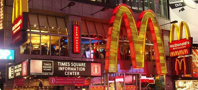 McDonald's trying to sell off stakes in Japan again