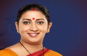 Smriti Irani launches Apparel and Garment Making Centre in Ampati