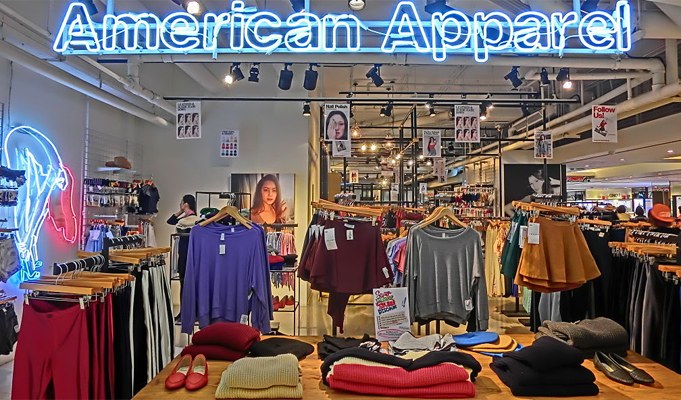 Canadian retailer Gildan acquires American Apparel for  million