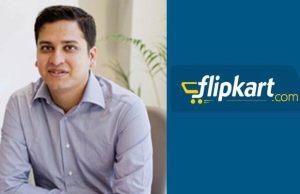 Flipkart forms group, makes founder Binny CEO
