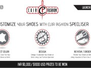 Luxury shoe company Cuir Fashion launched exclusively on Amazon