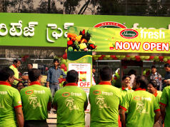 Heritage Fresh opens 75th store in Hyderabad