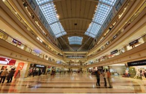 The changing dynamics of shopping centres