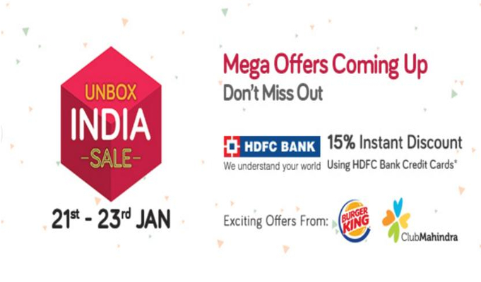 Snapdeal experienced highest sales in the North during Unbox India sale