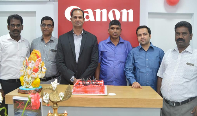 Canon India expands its reach to newer markets