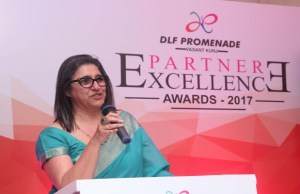 DLF Promenade hosts Partner's Excellence Awards 2017 on turning 8!