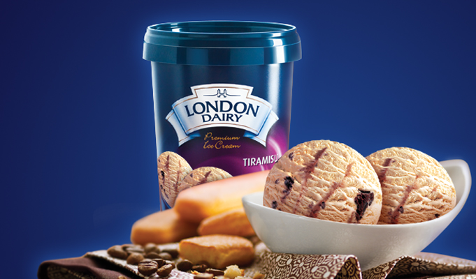 Brand Design Concept: How London Dairy became the icing in India's premium ice cream segment
