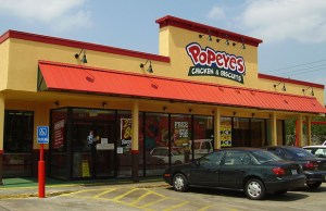 Burger King, Tim Hortons parent company to buy Popeyes for $1.8 bn