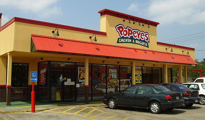 Burger King, Tim Hortons parent company to buy Popeyes for .8 bn