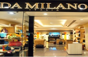 Da Milano goes global; open first store in Dubai