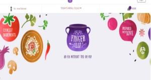 Fingerlix: Food solutions for progressive homemakers