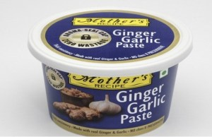 Mother's Recipe introduces Ginger Garlic Paste in tub pack