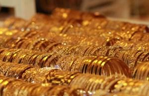 Gold imports dropped sharply post-demonetization