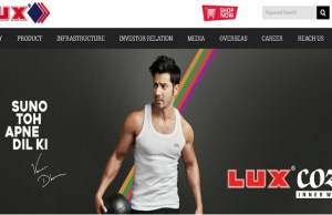 Lux Group reworks growth strategy; eyes turnover of Rs 2,000 crore by 2020