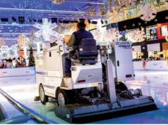 Enhancing support services in malls