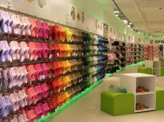 CROCS to launch its first store at Ranchi's Nucleus Mall