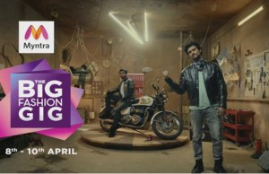 Myntra launches campaign to promote the first season of 'Big Fashion Gig'