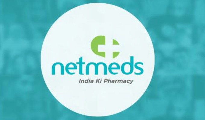 M.S. Dhoni as Brand Ambassador of Netmeds