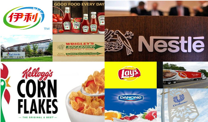 World's most valuable food and beverage brands