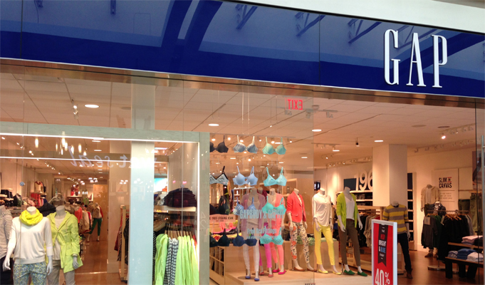 GAP to retail online through dedicated brand store on Amazon Fashion