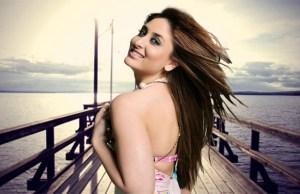 Kareena Kapoor Khan – the new face of Dabur Amla Hair Oil