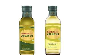 Marico launches super oil Saffola Aura; forays into premium edible oils category